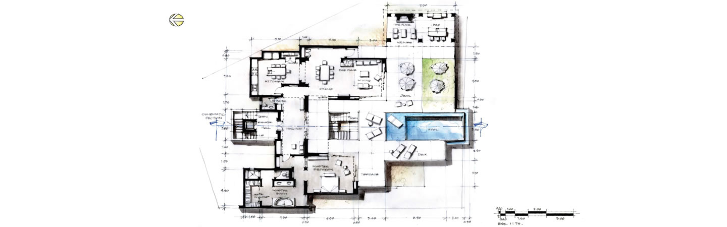 Residential | Casa Johnson | Projects