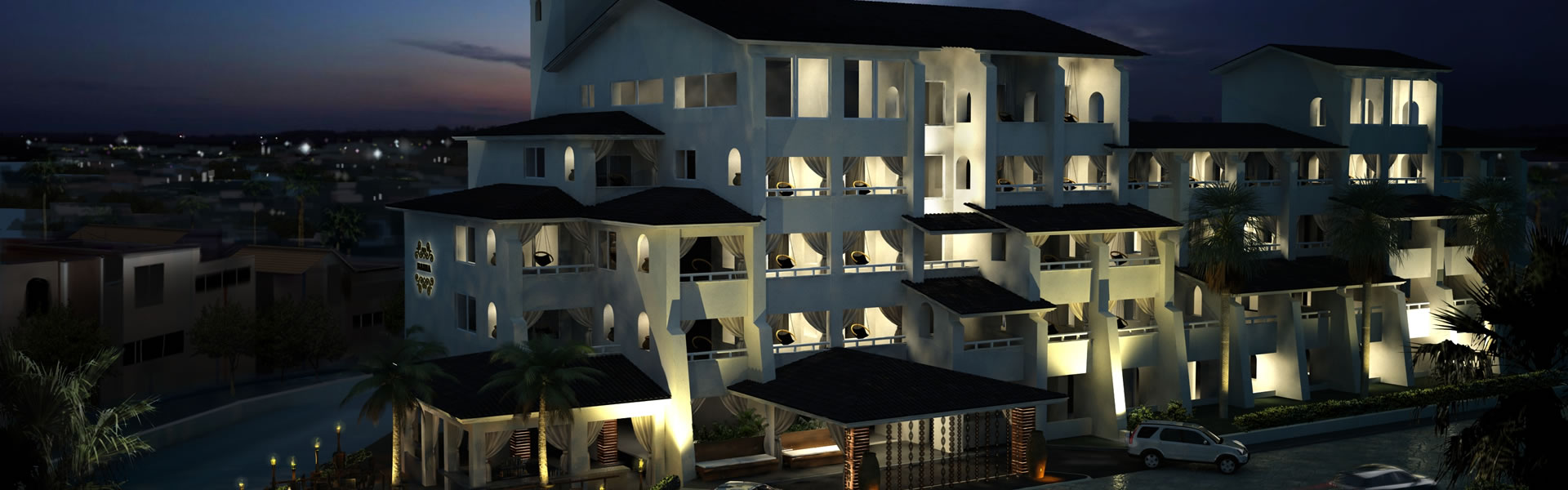 Hotels - Hotel Bahia | Projects